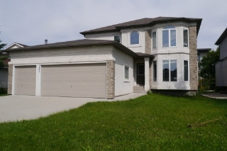 Main Photo: 1053 Lee Boulevard in Winnipeg: Single Family Detached for sale