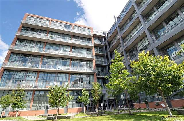Main Photo: 5 Hanna Ave Unit #405 in Toronto: Niagara Condo for sale (Toronto C01)  : MLS(r) # C3572052