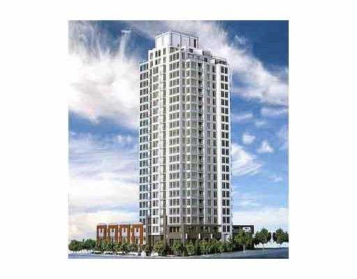 "Main Photo: 1001 HOMER Street in Vancouver: Downtown VW Condo for sale in ""THE BENTLEY"" (Vancouver West)  : MLS®# V623120"