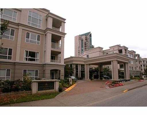 "Main Photo: 302 3098 GUILDFORD WY in Coquitlam: North Coquitlam Condo for sale in ""MARLBOROUGH HOUSE"" : MLS®# V556001"