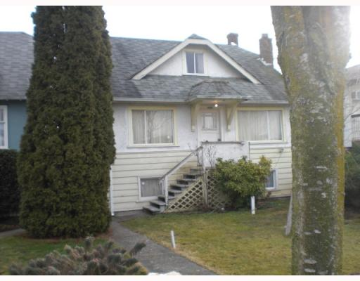 Main Photo: 6362 PRINCE ALBERT ST in : Fraser VE House for sale : MLS(r) # V751698