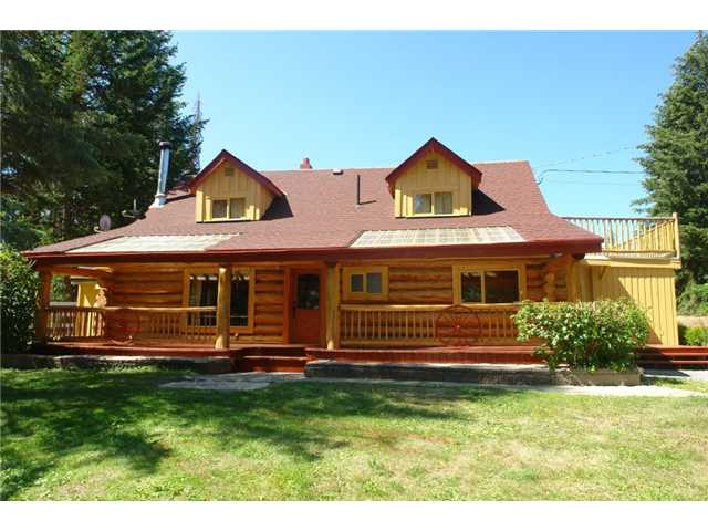 Main Photo: 6282 ARMSTRONG Road: Forest Grove House for sale (100 Mile House (Zone 10))  : MLS® # N225739