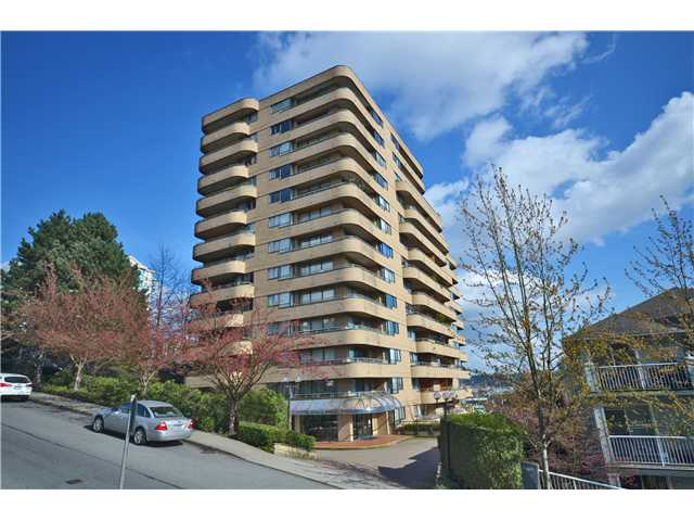 "Main Photo: 408 1026 QUEENS Avenue in New Westminster: Uptown NW Condo for sale in ""AMARA TERRACE"" : MLS® # V1000368"