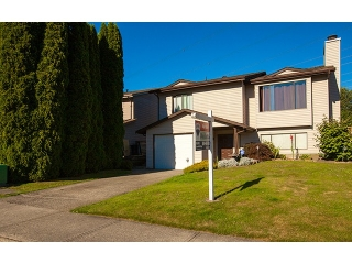 Main Photo: 2589 HARRIER DR in Coquitlam: Eagle Ridge CQ House for sale : MLS® # V1077819