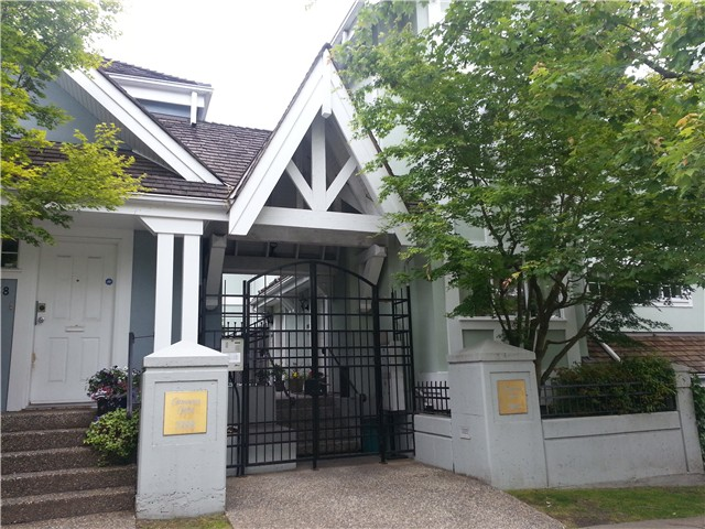 Main Photo: # 204 3188 CAMOSUN ST in Vancouver: Point Grey Condo for sale (Vancouver West)  : MLS(r) # V1071895