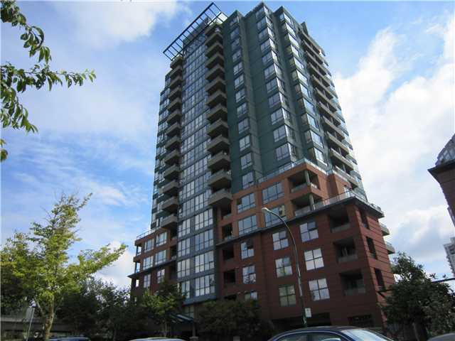 Main Photo: # 809 5288 MELBOURNE ST in Vancouver: Collingwood VE Condo for sale (Vancouver East)  : MLS®# V929819