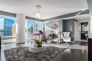 Main Photo: 3504 1011 W CORDOVA STREET in VANCOUVER: Coal Harbour Condo for sale (Vancouver West)  : MLS® # R2022874