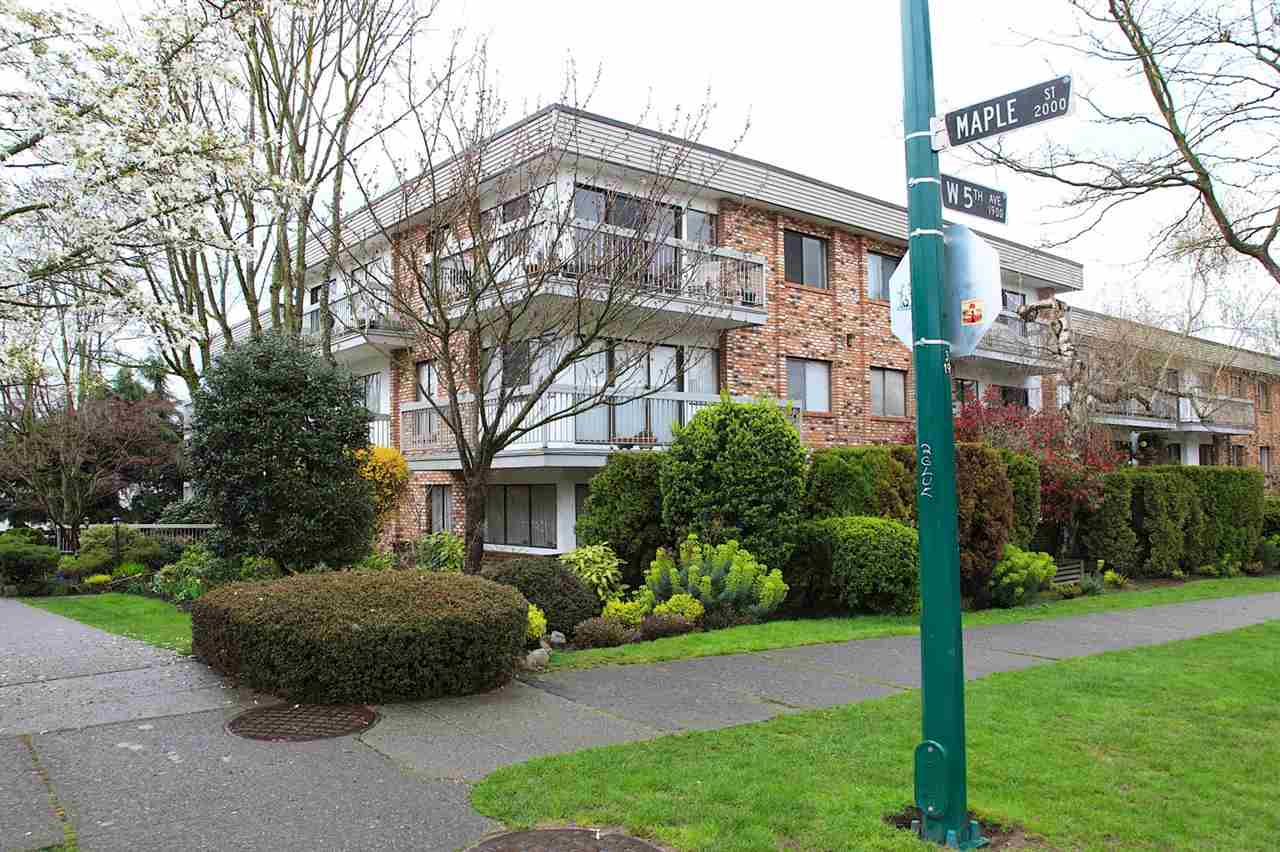 Photo 18: 301 2080 MAPLE STREET in Vancouver: Kitsilano Condo for sale (Vancouver West)  : MLS(r) # R2049376