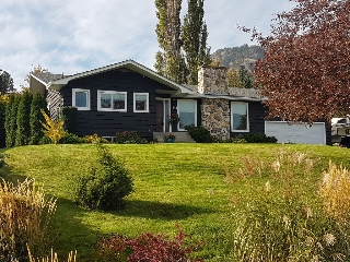 Main Photo: 1265 Clearview Drive in Kamloops: Barnhartvale House for sale : MLS®# New