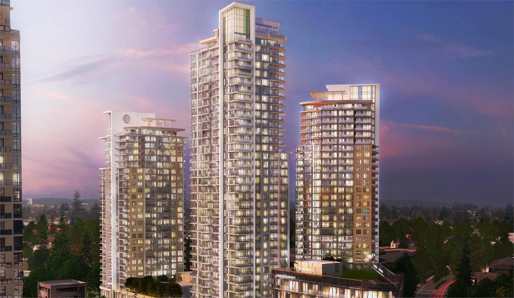 """Kings Crossing"" presents 3 residential towers"