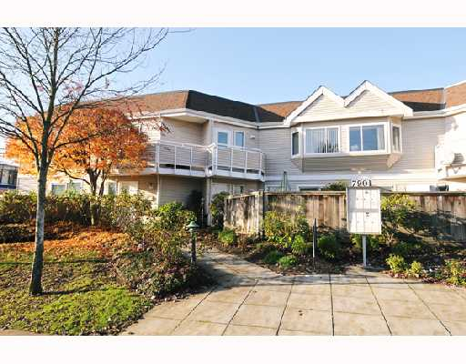 Main Photo: 2 7901 13TH Avenue in Burnaby: East Burnaby Townhouse for sale (Burnaby East)  : MLS® # V742505