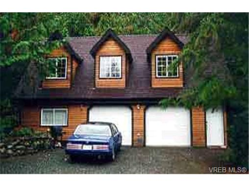 Main Photo: 6824 Pascoe Road in SOOKE: Sk Broomhill Single Family Detached for sale (Sooke)  : MLS®# 179782