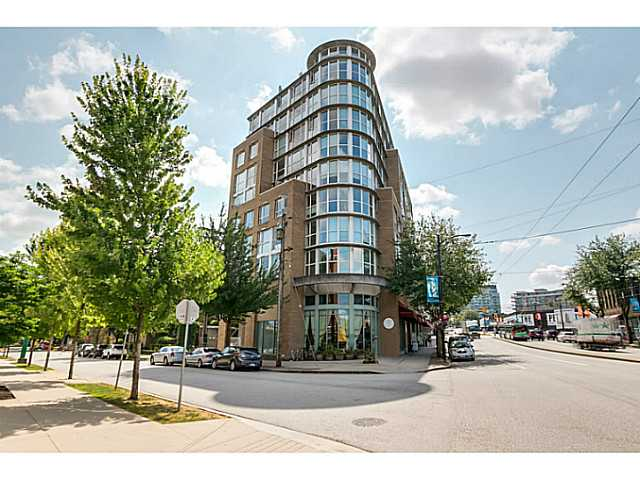 Main Photo: # 419 288 E 8TH AV in Vancouver: Mount Pleasant VE Condo for sale (Vancouver East)  : MLS® # V1077245