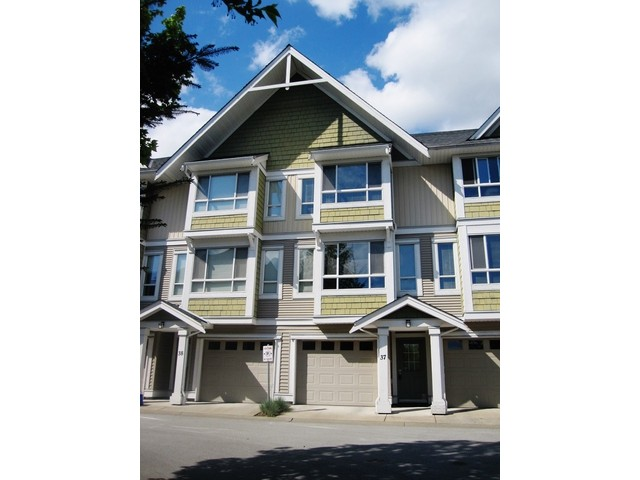 Main Photo: 37 20159 68 in Langley: Willoughby Heights Townhouse for sale : MLS® # F1440076