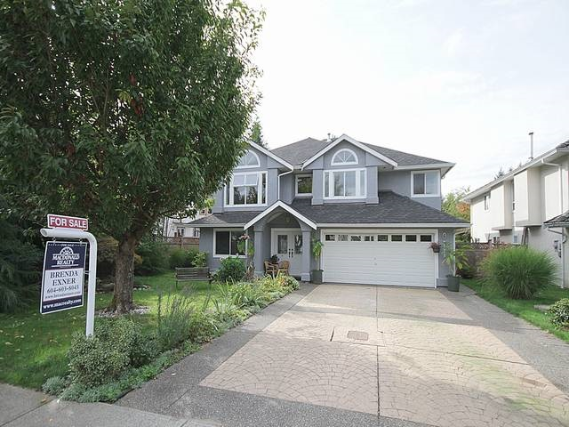 Main Photo: 22852 127TH AVENUE in Maple Ridge: East Central House for sale : MLS® # V1143373