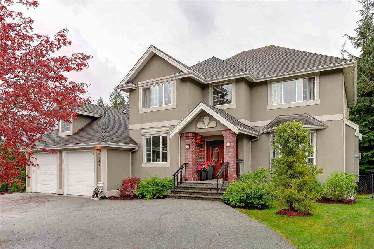 Main Photo: 150 HEMLOCK DRIVE: Anmore House for sale (Port Moody)  : MLS® # R2056865