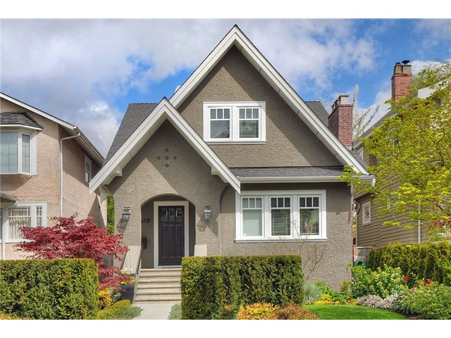 "Main Photo: 2479 W 47TH Avenue in Vancouver: Kerrisdale House for sale in ""KERRISDALE"" (Vancouver West)  : MLS®# V942222"