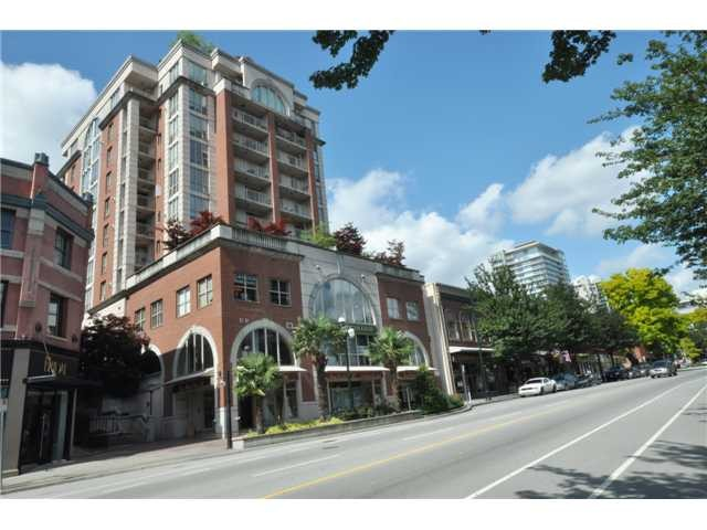 "Main Photo: 502 680 CLARKSON Street in New Westminster: Downtown NW Condo for sale in ""THE CLARKSON"" : MLS® # V974716"