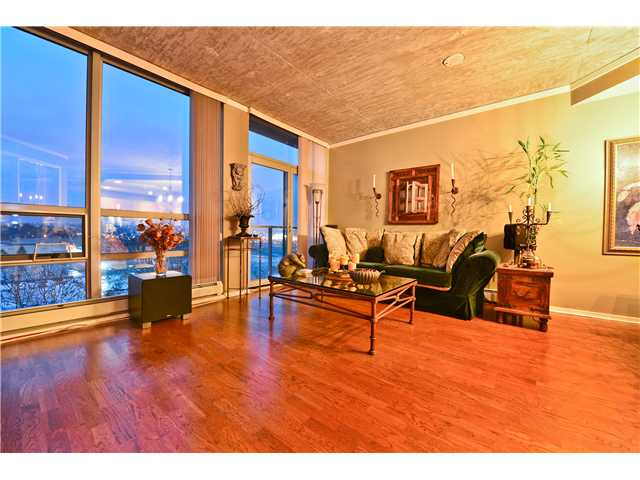 "Photo 4: 604 919 STATION Street in Vancouver: Mount Pleasant VE Condo for sale in ""LEFTBANK"" (Vancouver East)  : MLS® # V981945"