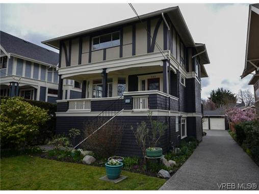 Photo 2: 723 Oliver Street in VICTORIA: OB South Oak Bay Single Family Detached for sale (Oak Bay)  : MLS(r) # 321026