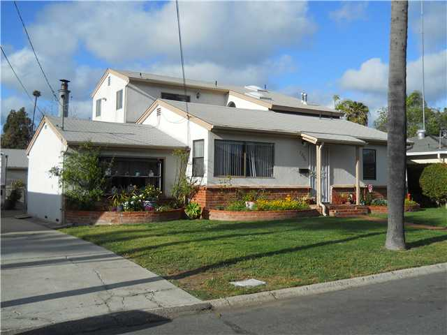 Main Photo: LA MESA House for sale : 3 bedrooms : 7266 Annapolis Avenue