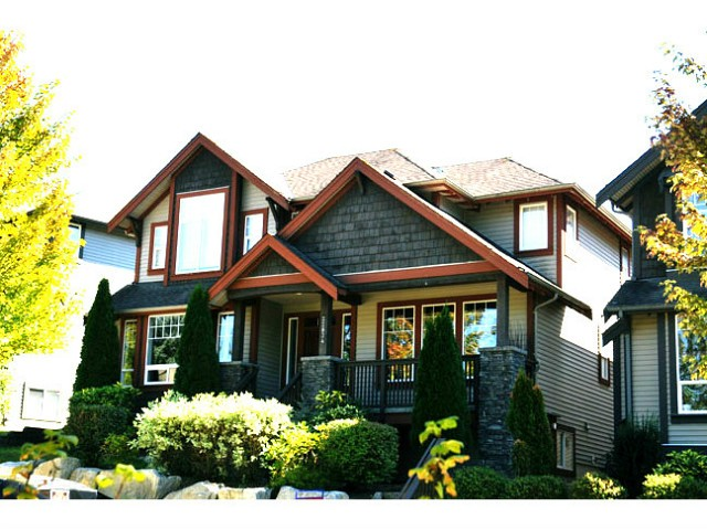 "Main Photo: 22834 FOREMAN Drive in Maple Ridge: Silver Valley House for sale in ""SILVER RIDGE"" : MLS® # V1084092"