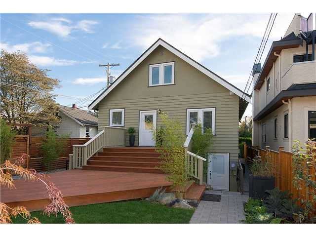 Photo 18: 3625 W 27TH AV in Vancouver: Dunbar House for sale (Vancouver West)  : MLS® # V1089317