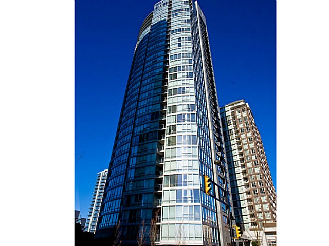 Main Photo: # 2701 1495 RICHARDS ST in Vancouver: Yaletown Condo for sale (Vancouver West)  : MLS(r) # V1097971