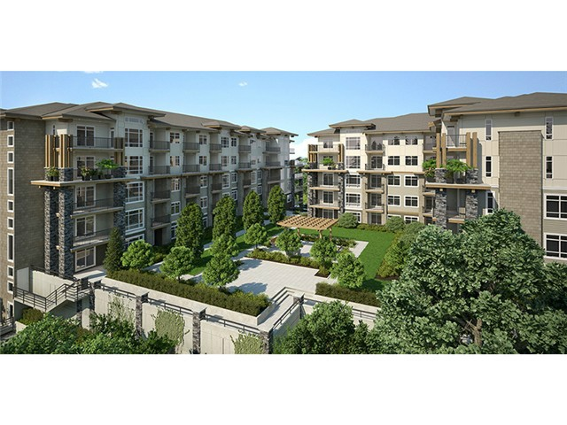 Main Photo: 401 2495 Wilson Street in Port Coquitlam: Condo for sale : MLS® # V1111259