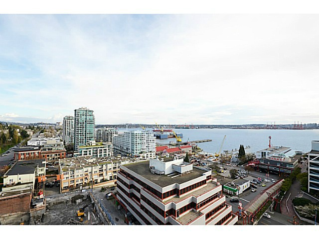 Main Photo: 1509 155 W 1st Avenue in North Vancouver: Lower Lonsdale Condo for sale : MLS®# V1118431