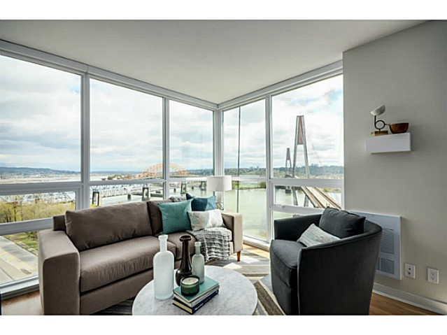 Main Photo: 504 125 Columbia Street in New Westminster: Downtown NW Condo for sale : MLS® # V1125180