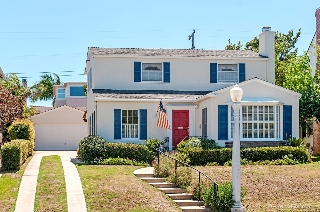 Main Photo: House for sale : 3 bedrooms : 3337 Voltaire in San Diego