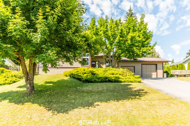 Main Photo: 3231 Northeast 16 Avenue in Salmon Arm: NE Salmon Arm House for sale : MLS(r) # 10113114