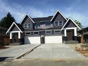 Main Photo: 12309 Bonson Rd in Pitt Meadows: House 1/2 Duplex for sale
