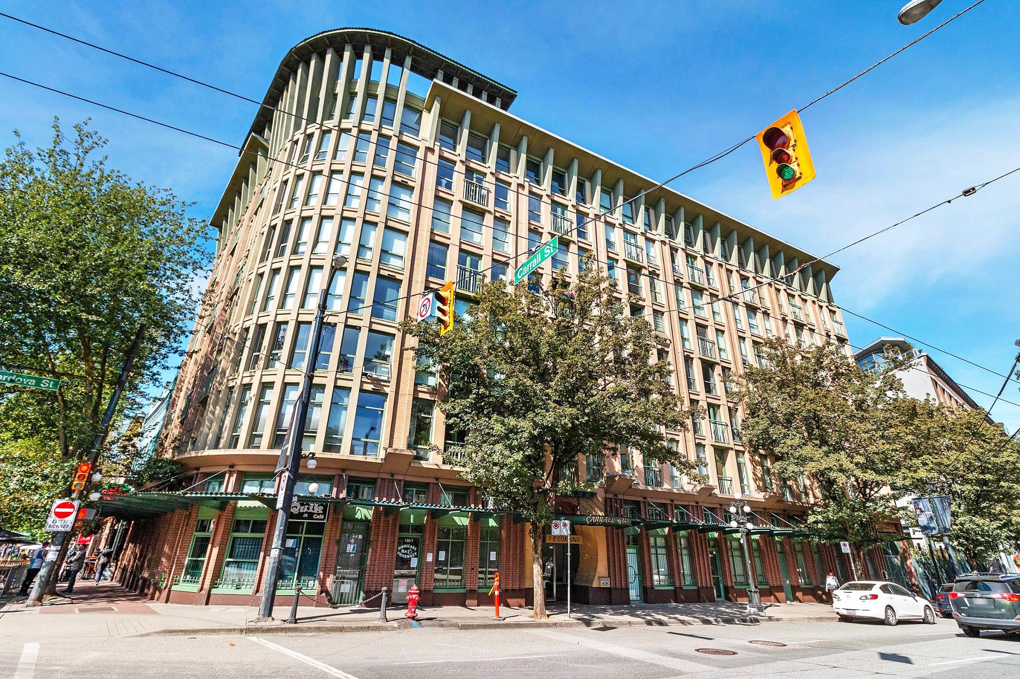 FEATURED LISTING: 512 - 1 CORDOVA Street East Vancouver