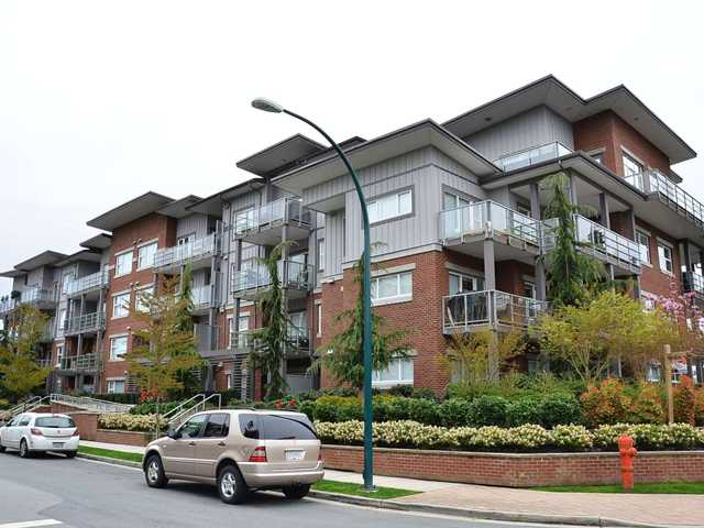 "Photo 1: 305 2488 KELLY Avenue in Port Coquitlam: Central Pt Coquitlam Condo for sale in ""SYMPHONY"" : MLS(r) # V942138"