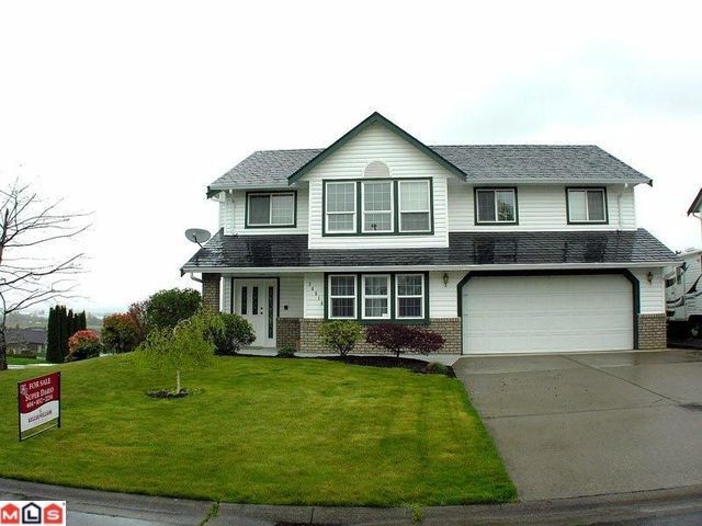 "Main Photo: 34814 COOPER Place in Abbotsford: Abbotsford East House for sale in ""BATEMAN AREA"" : MLS® # F1210044"
