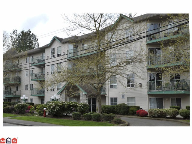 "Main Photo: 311 2435 CENTER Street in Abbotsford: Abbotsford West Condo for sale in ""Cedar Grove"" : MLS® # F1211054"