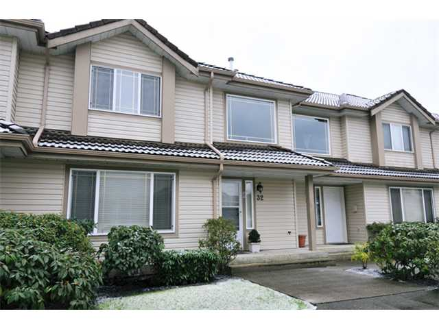 "Main Photo: B32 3075 SKEENA Street in Port Coquitlam: Riverwood Townhouse for sale in ""RIVERWOOD"" : MLS® # V984962"