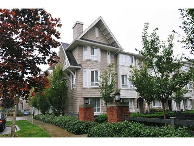 "Main Photo: 96 2418 AVON Place in Port Coquitlam: Riverwood Townhouse for sale in ""LINKS"" : MLS® # V986103"