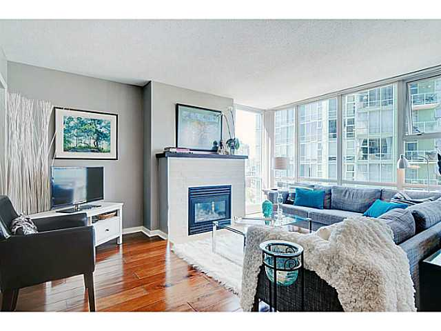 Main Photo: # 1105 1077 MARINASIDE CR in Vancouver: Yaletown Condo for sale (Vancouver West)  : MLS® # V1007322