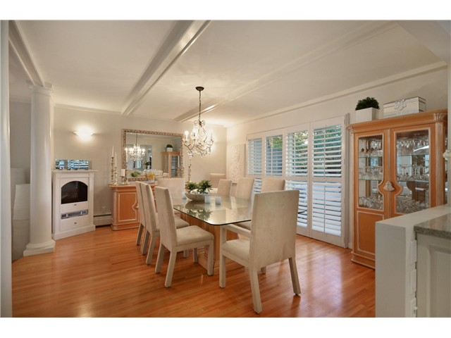 "Photo 4: 1449 MCRAE AV in Vancouver: Shaughnessy Townhouse for sale in ""McRae Mews"" (Vancouver West)  : MLS(r) # V1010642"