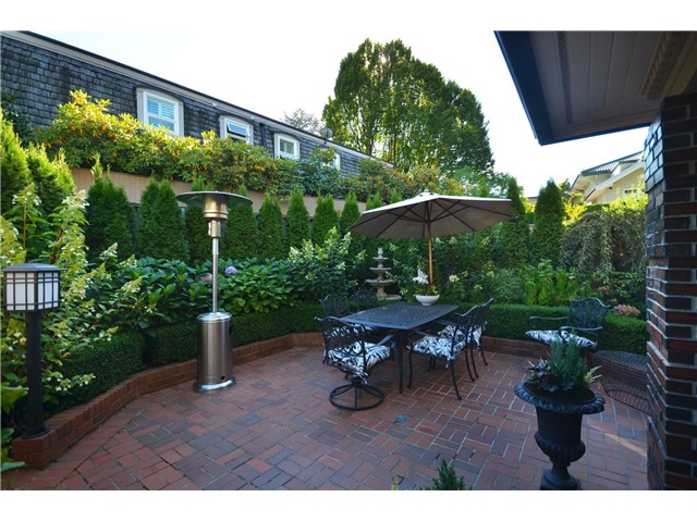 "Photo 12: 1449 MCRAE AV in Vancouver: Shaughnessy Townhouse for sale in ""McRae Mews"" (Vancouver West)  : MLS(r) # V1010642"
