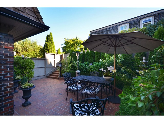 "Photo 13: 1449 MCRAE AV in Vancouver: Shaughnessy Townhouse for sale in ""McRae Mews"" (Vancouver West)  : MLS(r) # V1010642"