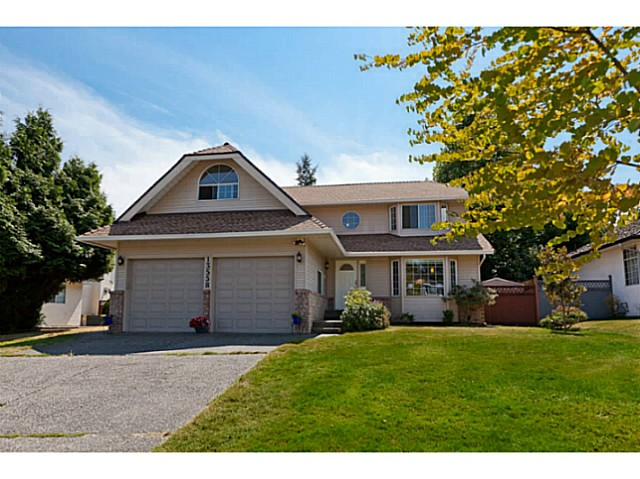 "Main Photo: 13558 60A Avenue in Surrey: Panorama Ridge House for sale in ""Northridge"" : MLS®# F1319045"