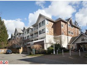 Main Photo: 308 9650 148 Street in North Surrey: Guildford Condo for sale : MLS® # F1228995