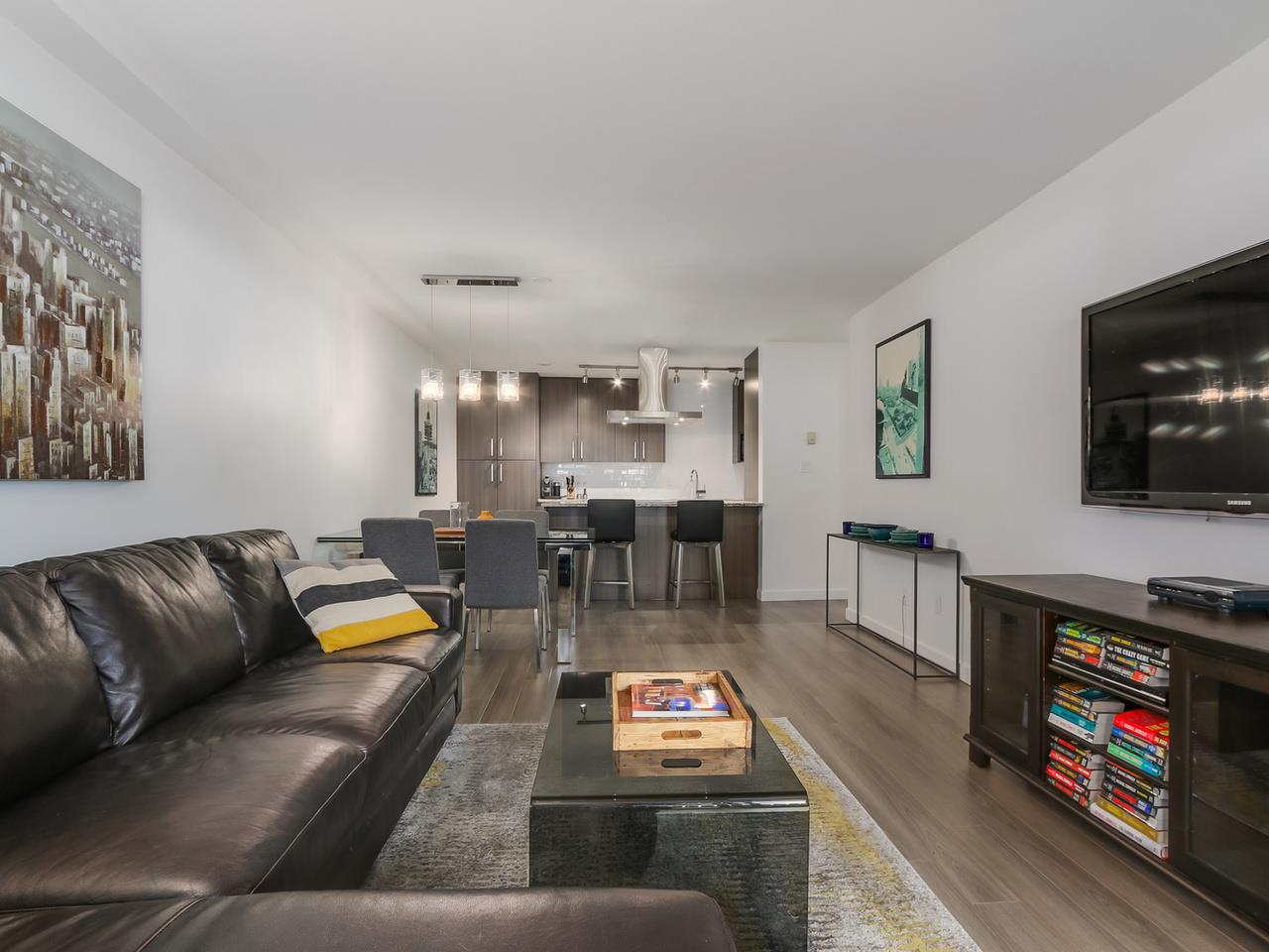 Photo 9: 102 2424 CYPRESS STREET in Vancouver: Kitsilano Condo for sale (Vancouver West)  : MLS(r) # R2059617