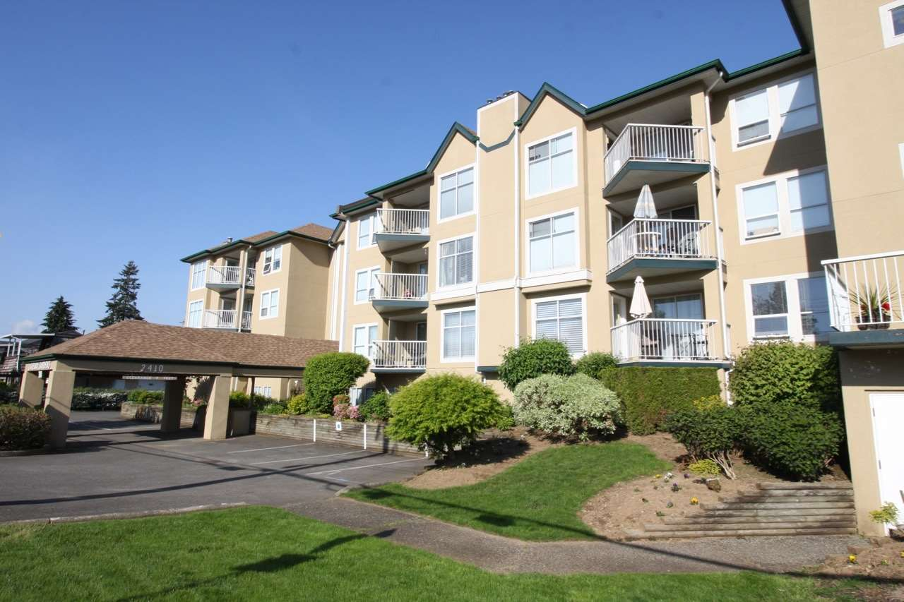 Photo 3: 105 2410 EMERSON STREET in Abbotsford: Abbotsford West Condo for sale : MLS® # R2063480