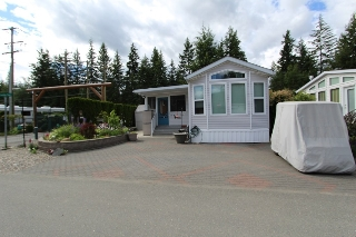 Main Photo: 235 3980 Squilax Anglemont Road in Scotch Creek: North Shuswap Manufactured Home for sale (Shuswap)  : MLS® # 10118349