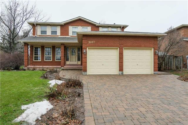 Main Photo: 1417 Kathleen Cres in Oakville: Iroquois Ridge South Freehold for sale : MLS® # W3688708